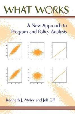 What Works: A New Approach to Program and Policy Analysis (Paperback)