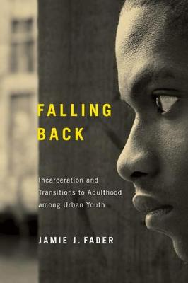 Falling Back: Incarceration and Transitions to Adulthood Among Urban Youth - Critical Issues in Crime and Society (Hardcover) (Hardback)