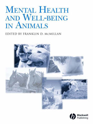 Mental Health and Well-being in Animals (Hardback)