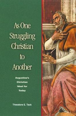 As One Struggling Christian to Another (Paperback)