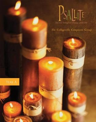 Psallite Accompaniment: Year A: Sacred Song for Liturgy and Life (Other book format)