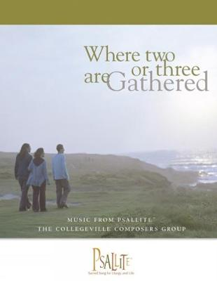 Where Two or Three are Gathered - Year A: Accompaniment Book Music from Psallite (Paperback)