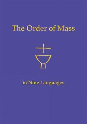 The Order of Mass in Nine Languages (Paperback)