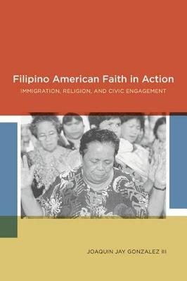 Filipino American Faith in Action: Immigration, Religion, and Civic Engagement (Hardback)