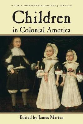 Children in Colonial America - Children and Youth in America (Hardback)