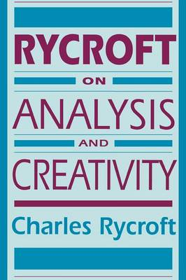 Rycroft on Analysis and Creativity (Paperback)