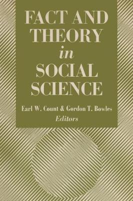 Fact and Theory in the Social Sciences (Paperback)