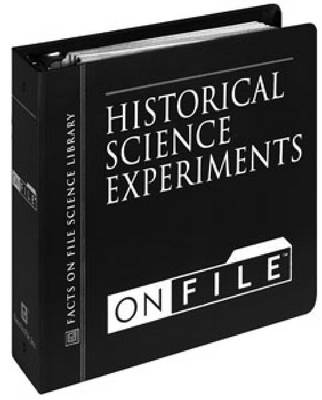 Historical Science Experiments on File (Hardback)