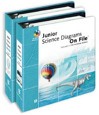 Junior Science Diagrams on File: For Grades K Through 5 (Loose-leaf)