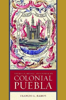 Identity, Ritual, and Power in Colonial Puebla (Hardback)