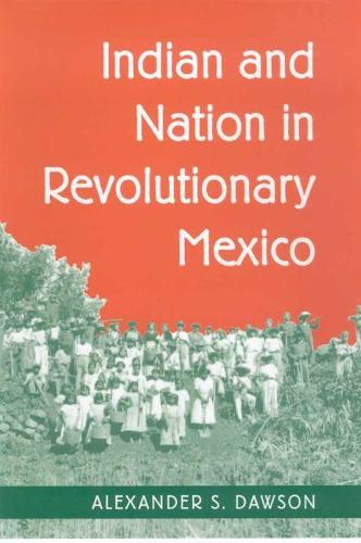 Indian and Nation in Revolutionary Mexico (Hardback)
