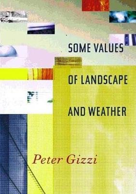 Some Values of Landscape and Weather (Paperback)
