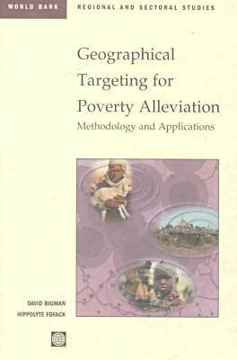 Geographical Targeting for Poverty Alleviation: Methodology and Applications (Hardback)