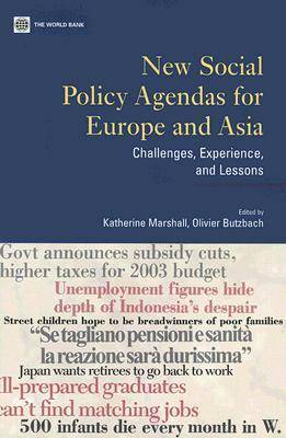 New Social Policy Agendas for Europe and Asia: Challenges, Experiences and Lessons (Paperback)