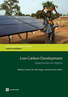 Low-Carbon Development: Opportunities for Nigeria (Paperback)