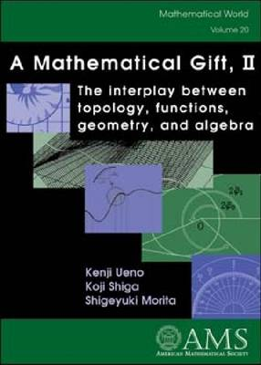 A Mathematical Gift: v. 2: The Interplay Between Topology, Functions, Geometry, and Algebra - Mathematical World v. 20 (Paperback)