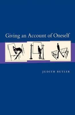 Giving an Account of Oneself (Hardback)