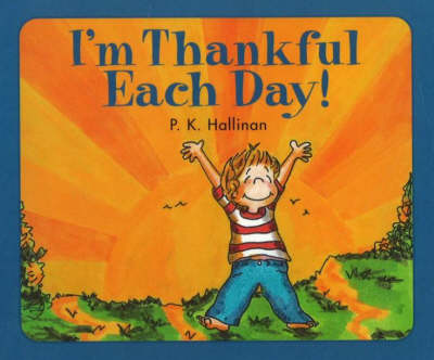 I'm Thankful Each Day! (Board book)