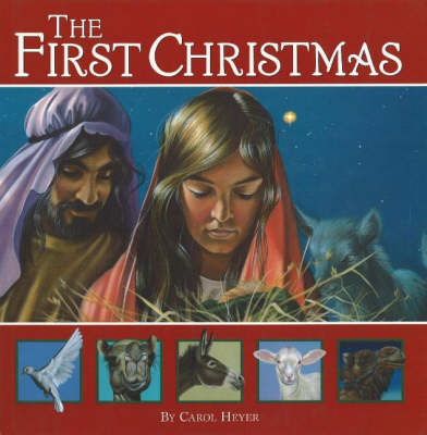 The First Christmas (Hardback)
