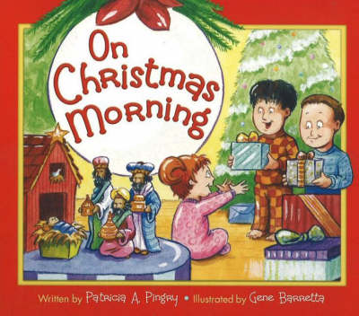 On Christmas Morning (Board book)