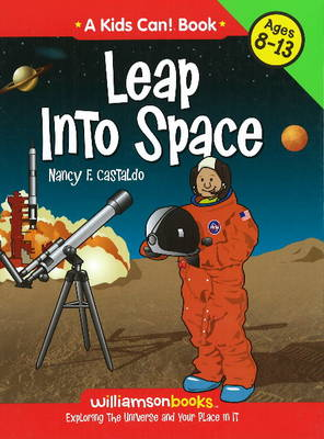 Leap into Space: Exploring the Universe and Your Place in it (Hardback)