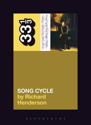 Van Dyke Parks' Song Cycle - 33 1/3 (Paperback)
