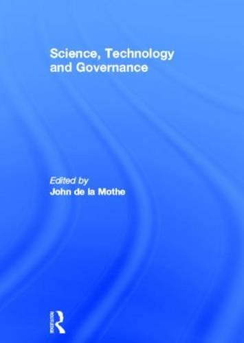 Science, Technology and Global Governance (Hardback)