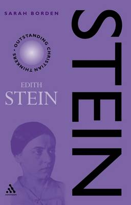 Edith Stein - Outstanding Christian Thinkers (Paperback)