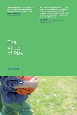 The Value of Play (Paperback)