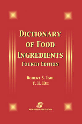 Dictionary of Food and Ingredients (Paperback)