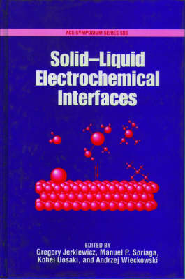Solid-Liquid Electrochemical Interfaces - ACS Symposium Series No. 656 (Hardback)