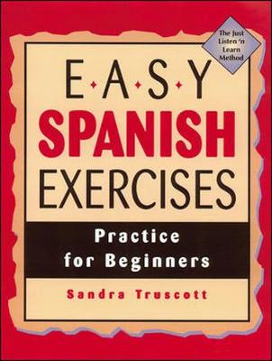 Easy Spanish Exercises (Paperback)