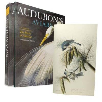 Audubon's Aviary: the Original Watercolors for the Birds of America (Hardback)