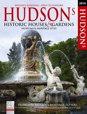 Hudson's Historic Houses & Gardens, Castles and Heritage Sites 2014 (Paperback)
