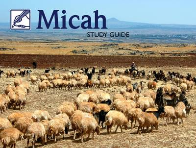 Micah - Study Guide (Paperback)