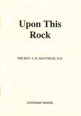 Upon This Rock (Paperback)