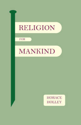 Religion for Mankind (Paperback)