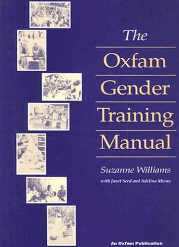 The Oxfam Gender Training Manual (Spiral bound)