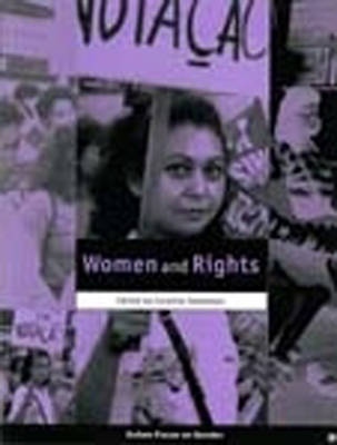 Women and Rights - Oxfam Focus on Gender (Paperback)