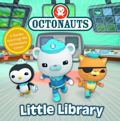 Octonauts Little Library - Octonauts (Hardback)