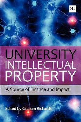 University Intellectual Property: A Source of Finance and Impact (Paperback)