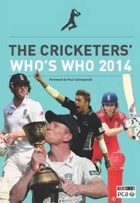 Cricketers' Who's Who 2014 (Paperback)