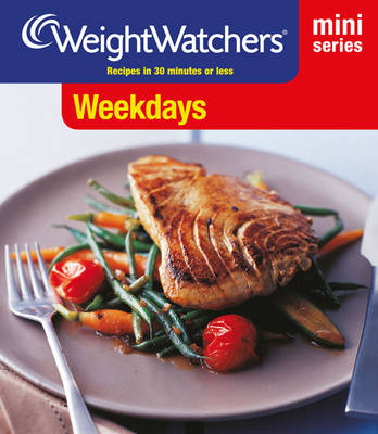 Weekdays - Weight Watchers (Paperback)