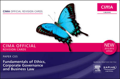 C05 Fundamentals of Ethics, Corporate Governance and Business Law - Revision Cards (Paperback)