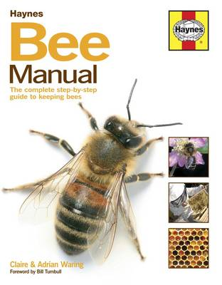 Bee Manual: The Complete Step-by-step Guide to Keeping Bees (Hardback)