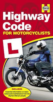 Haynes Highway Code for Motorcyclists (Paperback)