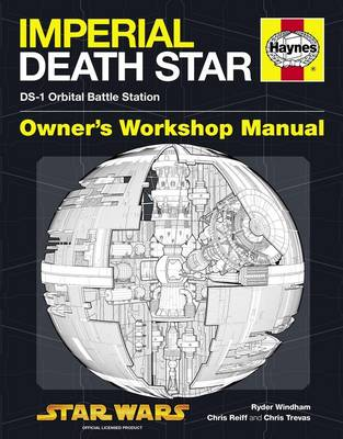 Death Star Manual: DS-1 Orbital Battle Station (Hardback)