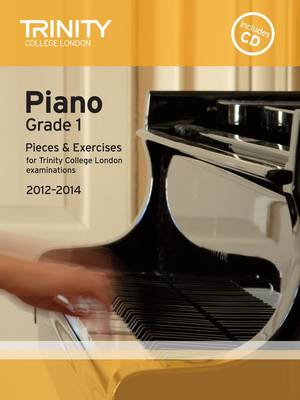 Piano Grade 1 2012-14 (Mixed media product)