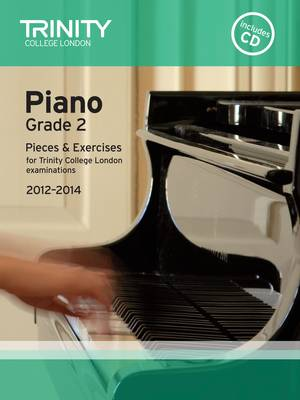 Piano Grade 2 2012-14 (Mixed media product)