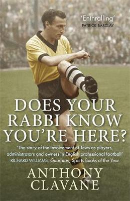 Does Your Rabbi Know You're Here? (Paperback)